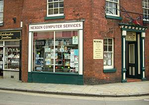 Nexgen Shop Front